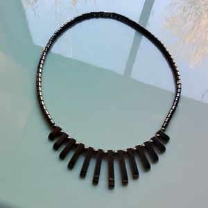adorable choker style necklace